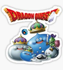 Dragon Quest - slime Sticker