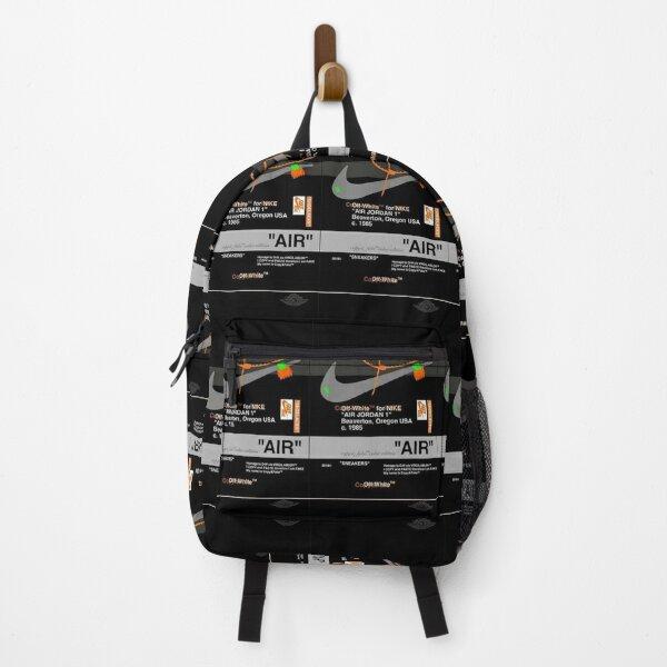 Stussy black Backpack