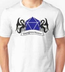 Dungeon Master Dungeons and Dragons Unisex T-Shirt