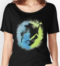 Brothers Women's Relaxed Fit T-Shirt
