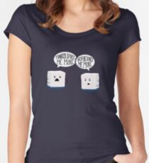 Sugar Cubes Women's Fitted Scoop T-Shirt