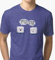 Sugar Cubes Tri-blend T-Shirt