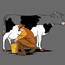 Milking Out by artar