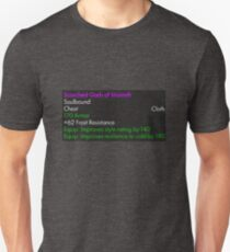 Scorched Garb of Warmth Unisex T-Shirt