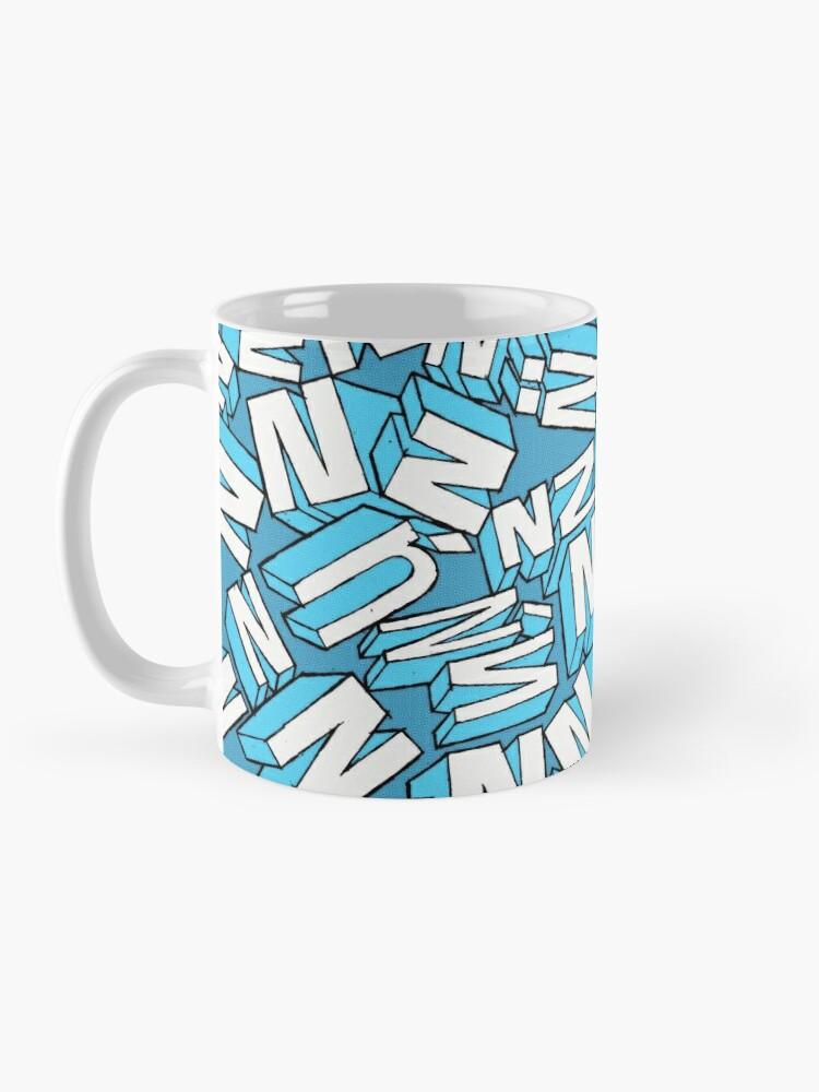 Alternate view of N Mug