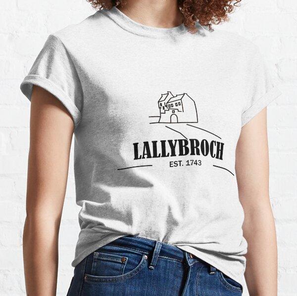 Outlander, Lallybroch, 1743 T-shirt classique