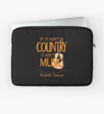 Nashville Country Music  Laptop Sleeve