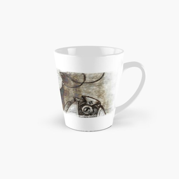 Mysia - Broken Mech Girl Tall Mug