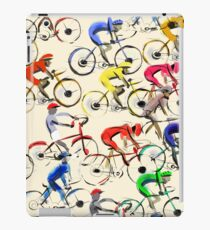 Bicycle race iPad Case/Skin