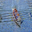 The art of rowing by David Lee Thompson