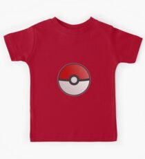 Pokemon Pokeball Kids Tee