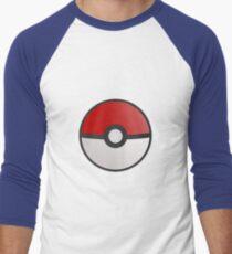 Pokemon Pokeball Men's Baseball ¾ T-Shirt