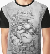 Mossy Gnome Graphic T-Shirt