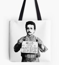 Real Genius Tote Bag