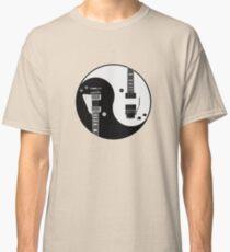Yin Yang - Guitars Classic T-Shirt