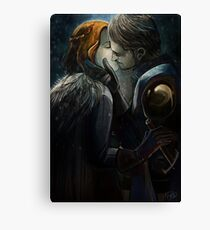 Sansa Was The Pretty One Canvas Print