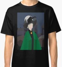 Minimalist Mcgonagall Classic T-Shirt
