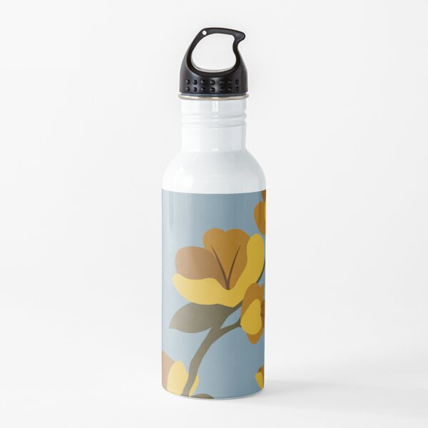 Ochre Garden Water Bottle