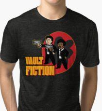 Vault Fiction Tri-blend T-Shirt