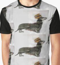 Surger (Sausage Burger) Dog ! Graphic T-Shirt