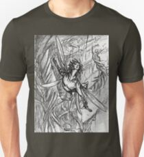 Fey in Flight Unisex T-Shirt