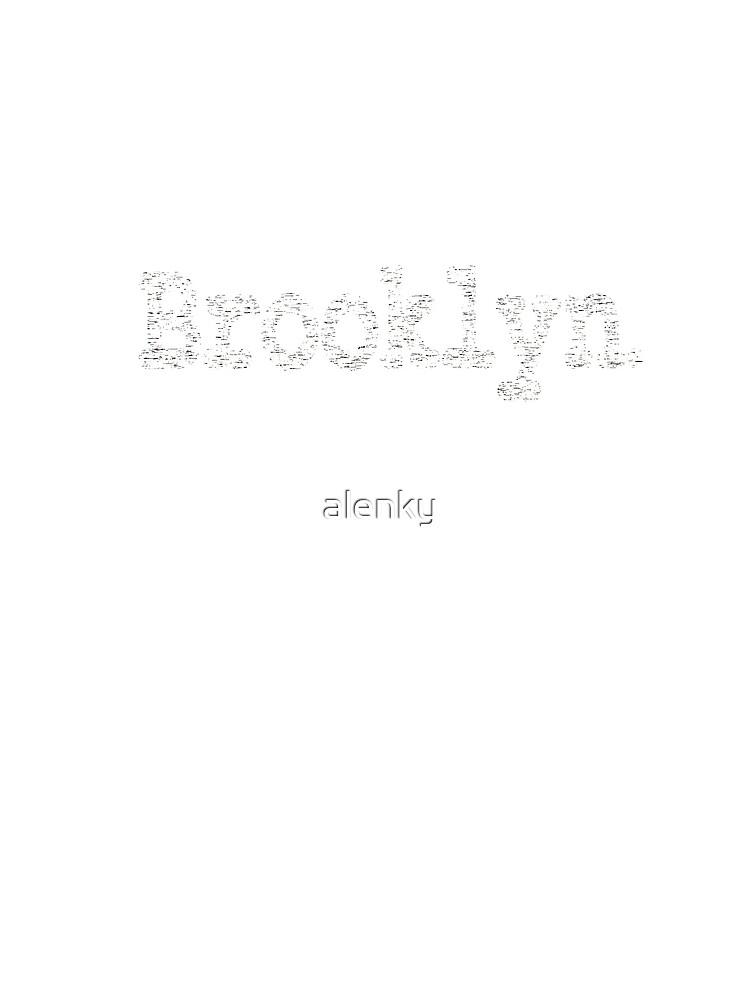 Brooklyn. - White by alenky