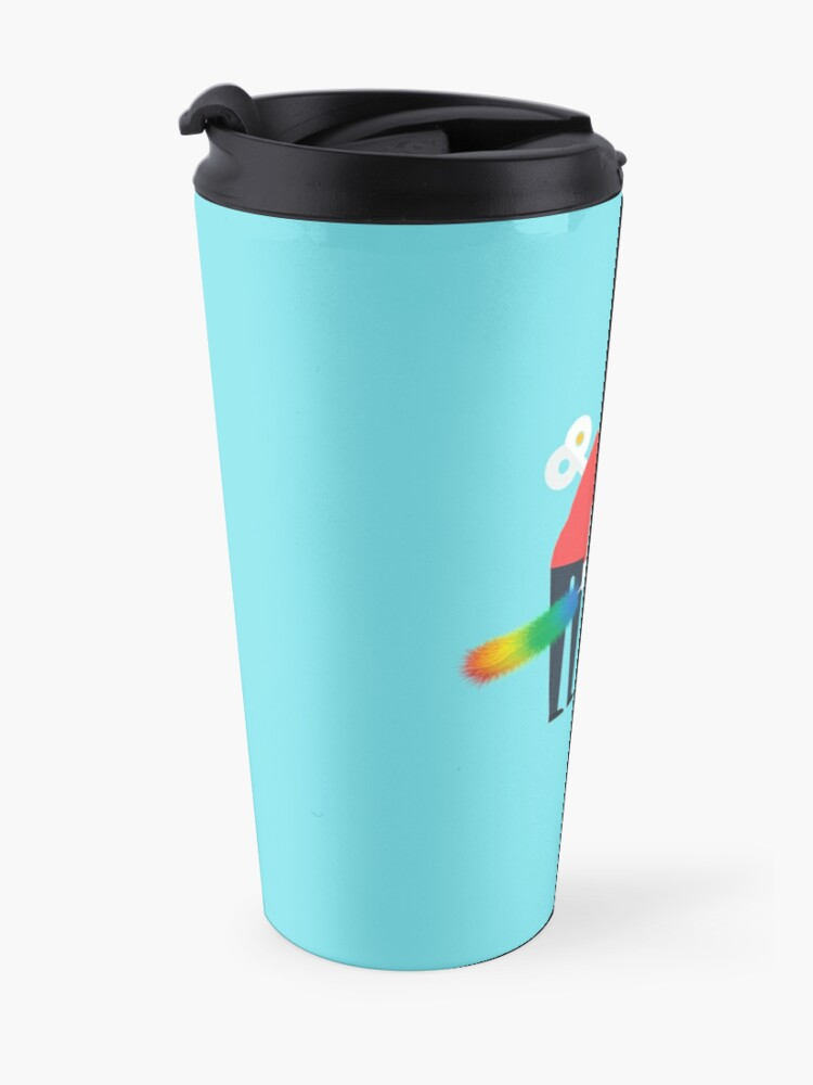 Alternate view of Retired I was Tired Yesterday I Am Tired Again Today Cleaning Lady Gifts Travel Mug