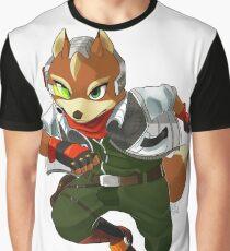 Fox Mccloud  Graphic T-Shirt