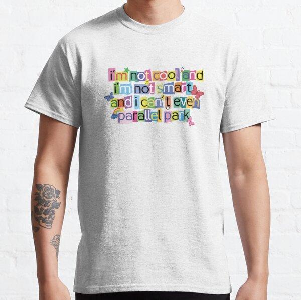 Sour Brutal Parking Lyric Classic T-Shirt