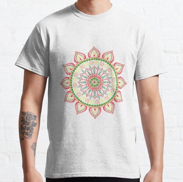 Mandala (Spring Colours) Classic T-Shirt