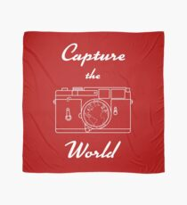 Capture the World Scarf