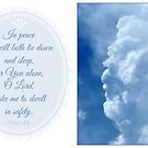 In peace... by Donna Keevers Driver
