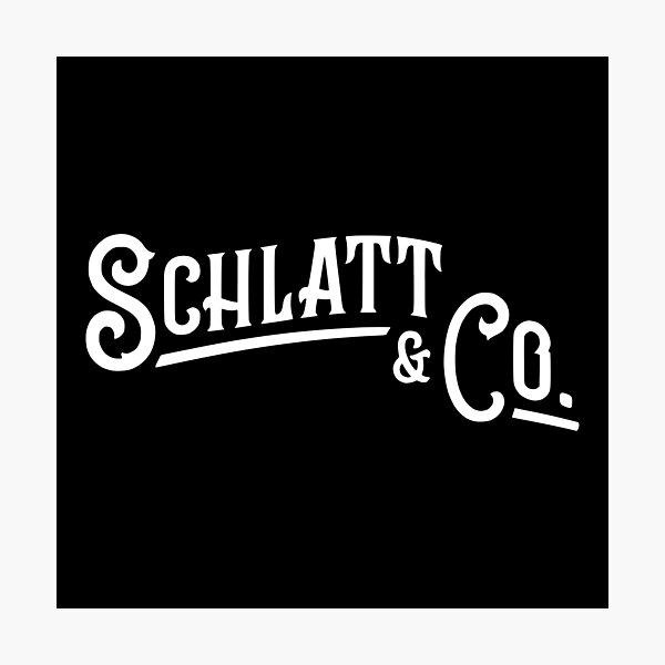 Schlatt & Co. Photographic Print
