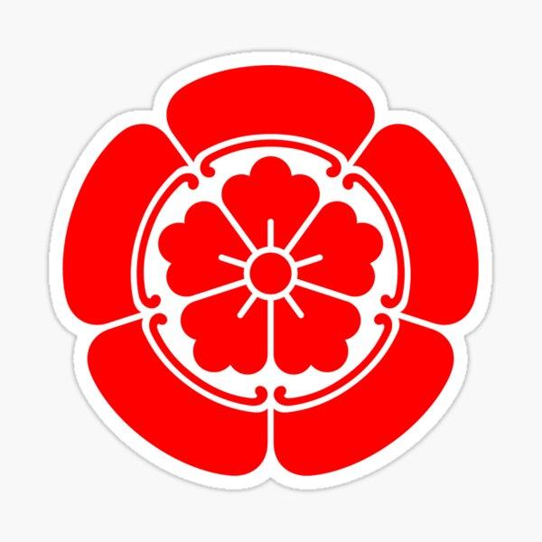 Oda Nobunaga Clan Kamon Sticker