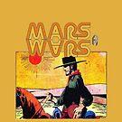 Mars Travels. by shadeprint