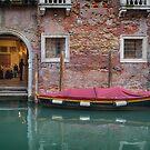 World within, Venice by Vicki Moritz