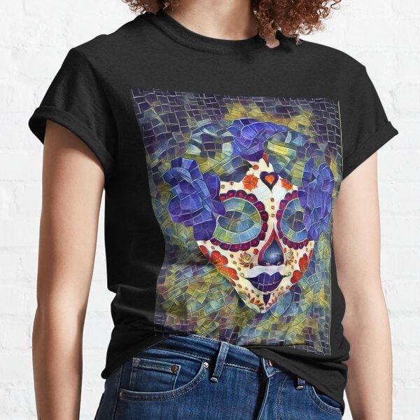 Stares in Sugar Skull Classic T-Shirt