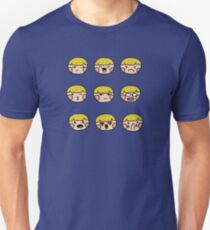 The Expressive Introvert Slim Fit T-Shirt