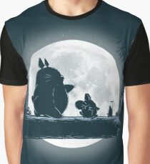 Camiseta gráfica Hakuna Totoro