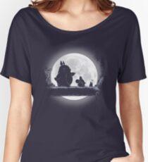 Hakuna Totoro Women's Relaxed Fit T-Shirt