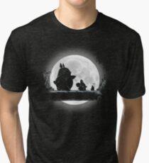 Hakuna Totoro Tri-blend T-Shirt