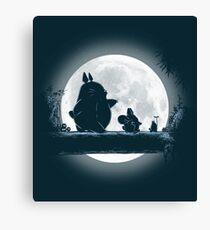 Hakuna Totoro Canvas Print