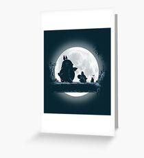 Hakuna Totoro Greeting Card