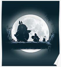 Hakuna Totoro Poster