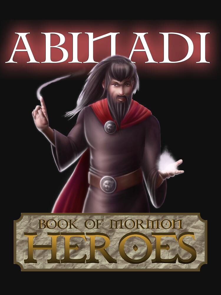 Abinadi by bomheroes