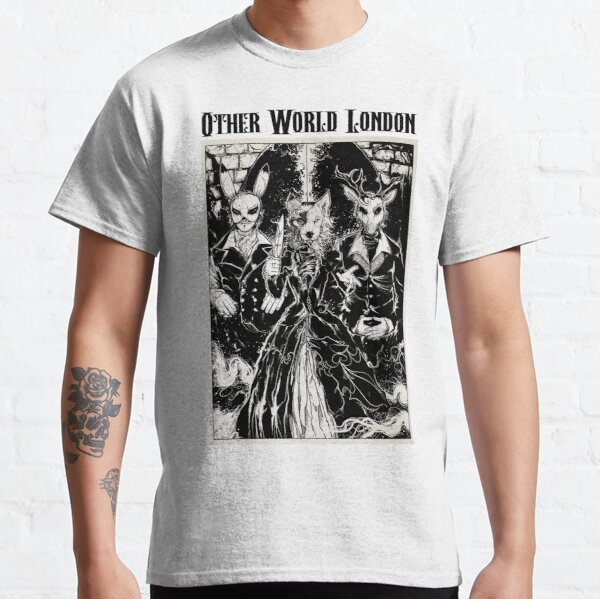Other World London Cult  Classic T-Shirt