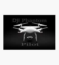 Dji Phantom Photographic Print