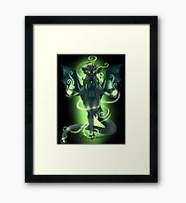 Dragon Goddess Framed Print
