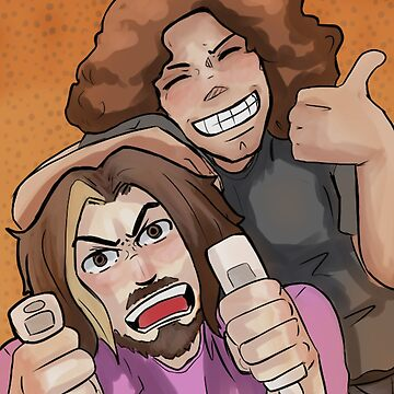 AND WE'RE THE GAME GRUMPS by TimeSlug