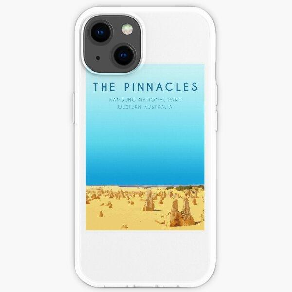 The Pinnacles, WA iPhone Soft Case